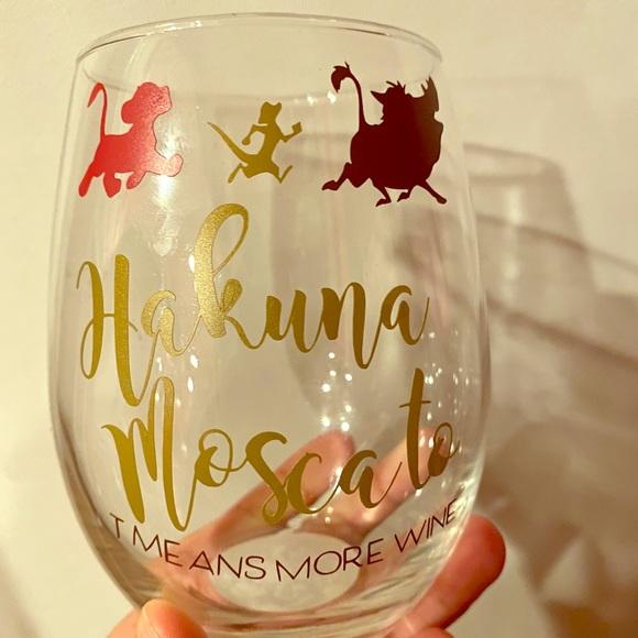 J&W Other - Wine glass
